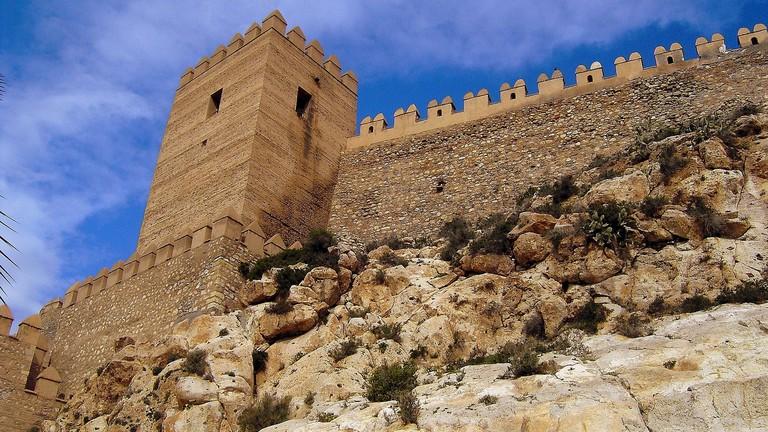 Alcazaba of Almería | © skeeze / Pixabay