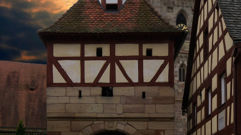 How the German Monuments' Men Saved Nuremberg's Precious Art
