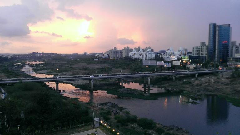 Pune City Skyline | © Mack Male/Flickr