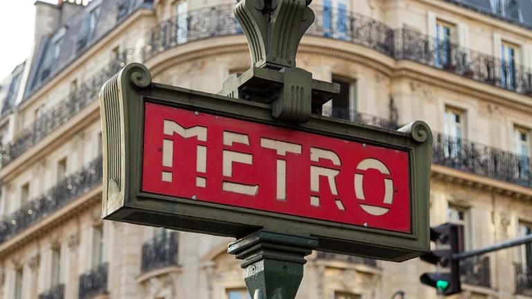 French metro   Pixabay