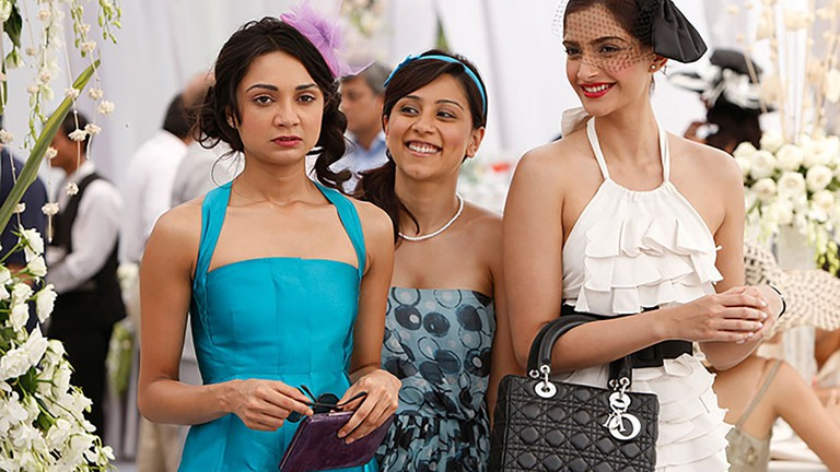 A still from Aisha  | © Anil Kapoor Films Company Pvt. Ltd. and PVR Pictures
