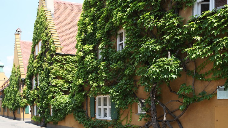 Fuggerei Heres Why Rent Has Never Gone Up In This Magical German Town