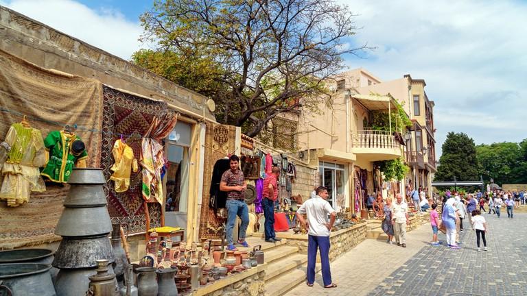 The Best Street Markets in Baku, Azerbaijan