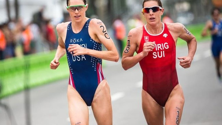 How The French Invented The Triathlon