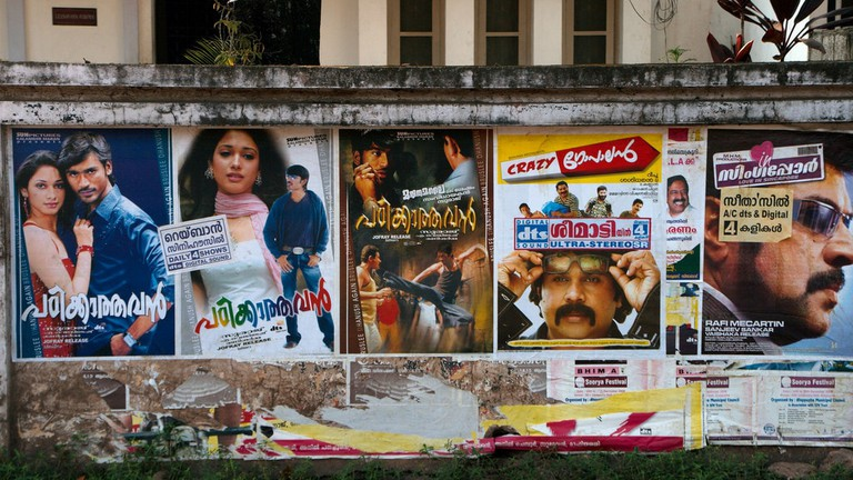 Malayalam cinema is a window into the soul of Kerala | © Christian Haugen/Flickr