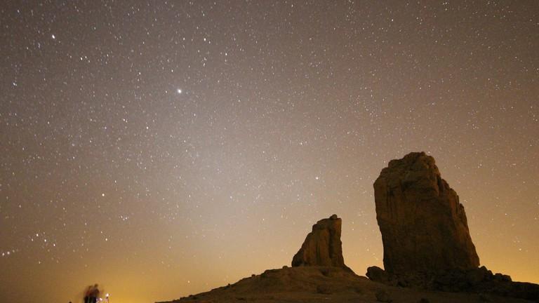 Gran Canaria Stargazing | © Victor R. Ruiz / Flickr