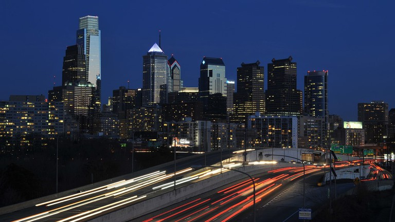 Philadelphia Skyline | © Chris Hunkeler / Flickr