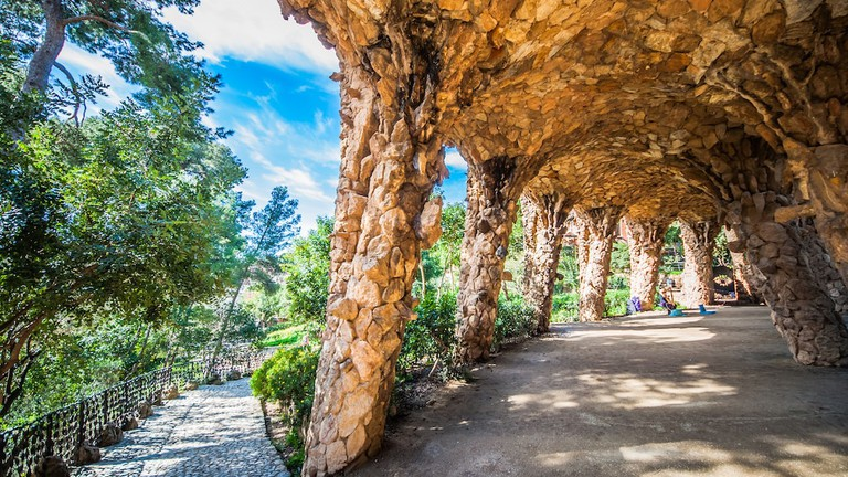 10 Fascinating Facts You Didn T Know About Park Guell