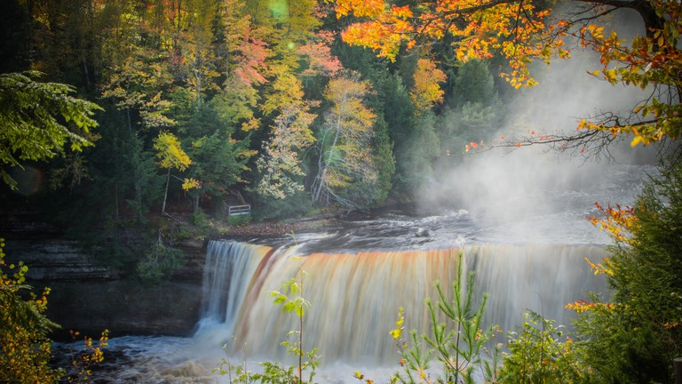 15 Scenic Places to Go Camping in Michigan