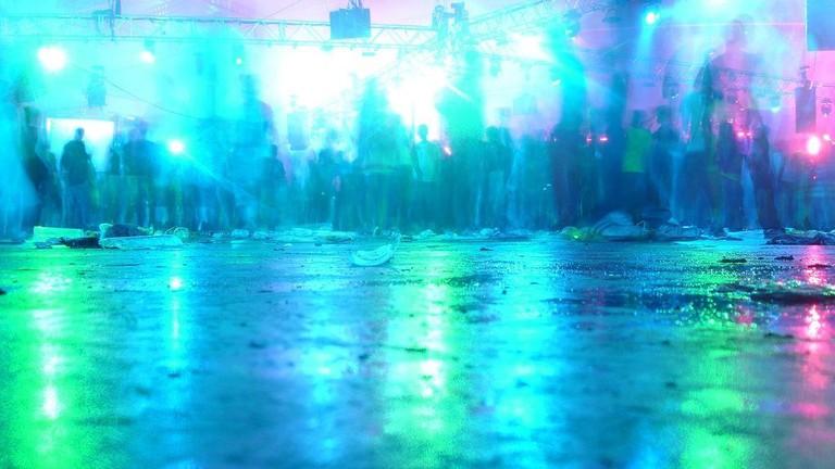 Sónar festival floor | © Peter Mortensen/Flickr