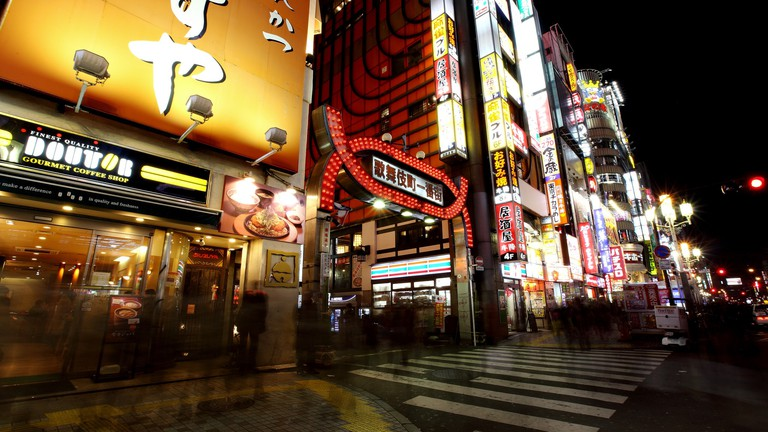 Kabukicho, Shinjuku   © 思弦 張/ Flickr