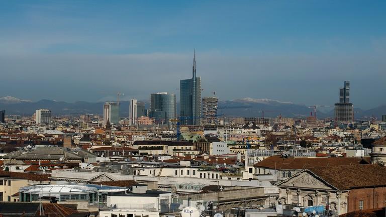 Milan, in the wealthy north | © harmish khambhaita/Flickr