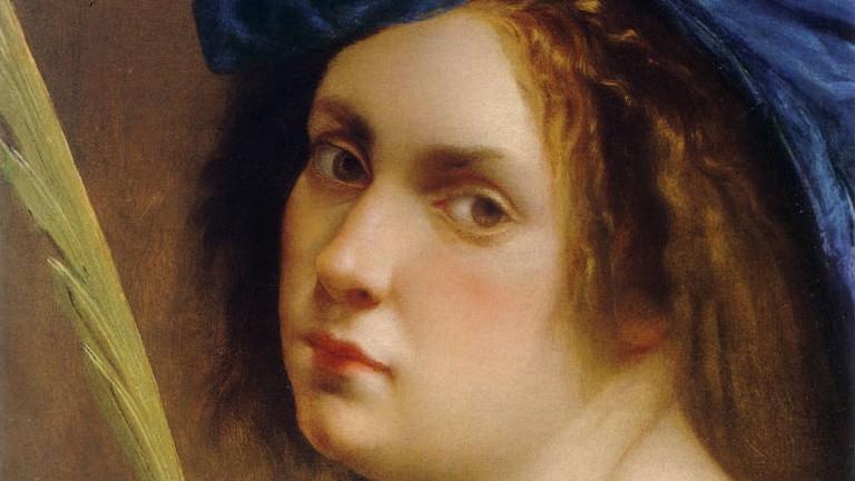 The Works of Iconic Female Painter Artemisia Gentileschi