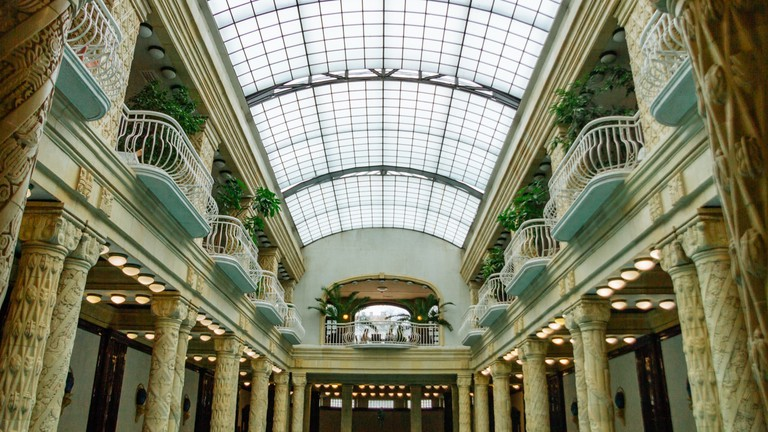 Banos Gellert.Gellert Spa The Most Beautiful Spa In Budapest