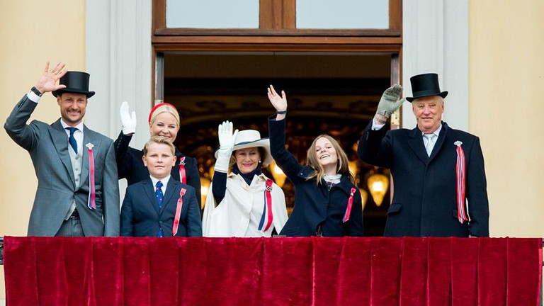 Why The Norwegian Royal Family May Be The Coolest Of Them All
