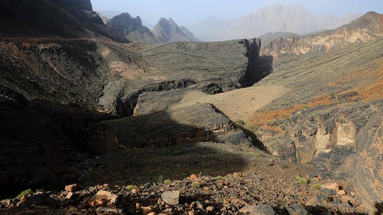 Snake Canyon, Oman © Sylwia Pecio /Flickr
