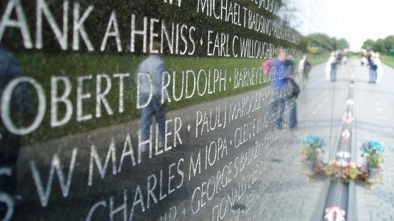 The Story Behind The Vietnam Veterans Memorial