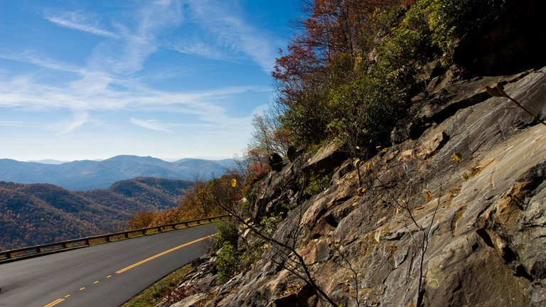 Blue Ridge Parkway - Mountains | © Greg Morgan/Flickr