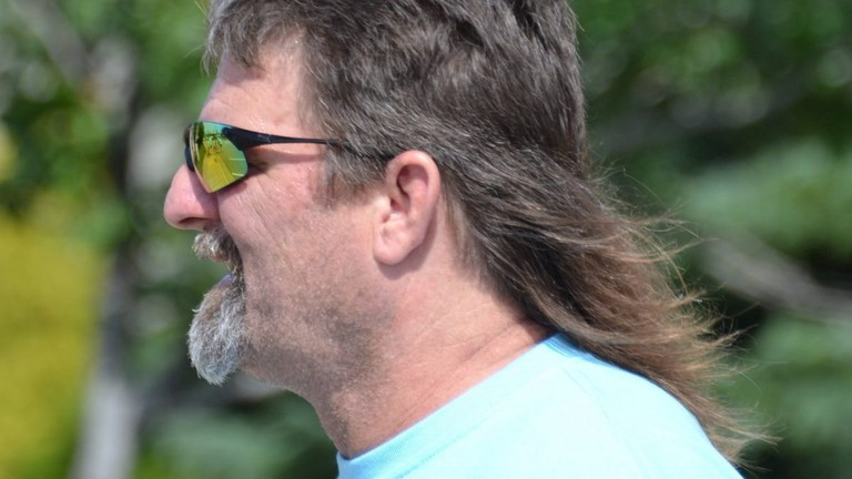 Australian Mullet Haircut - The Best Drop Fade Hairstyles