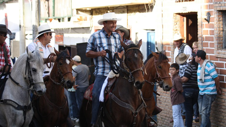 Horseriding in Colombia   © Sonia Molina / Flickr
