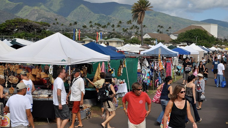 A Guide to Maui's Best Meets & Markets