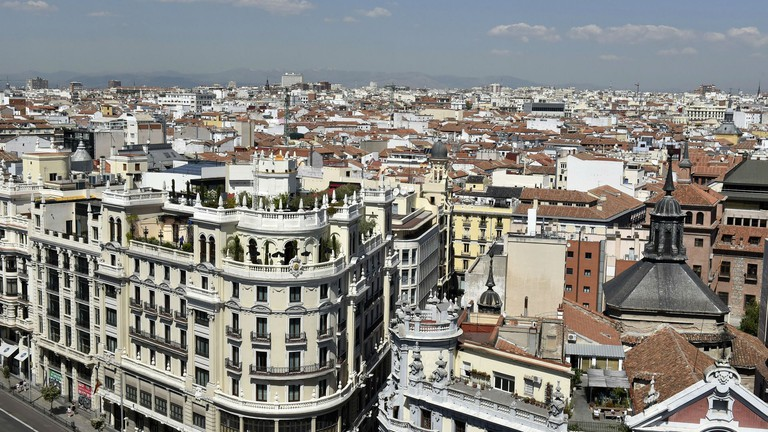 The Best Restaurants With Panoramic Views In Madrid