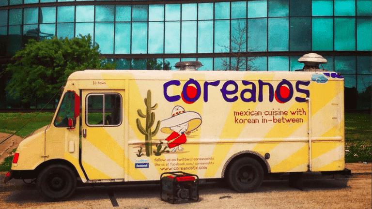 The Best Food Trucks In Houston