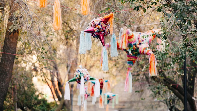 Here's Why this Mexican Village is a True Piñata Paradise