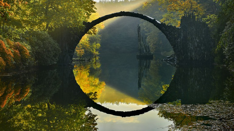 Here's Why Germans Think This Devil's Bridge is a Miracle