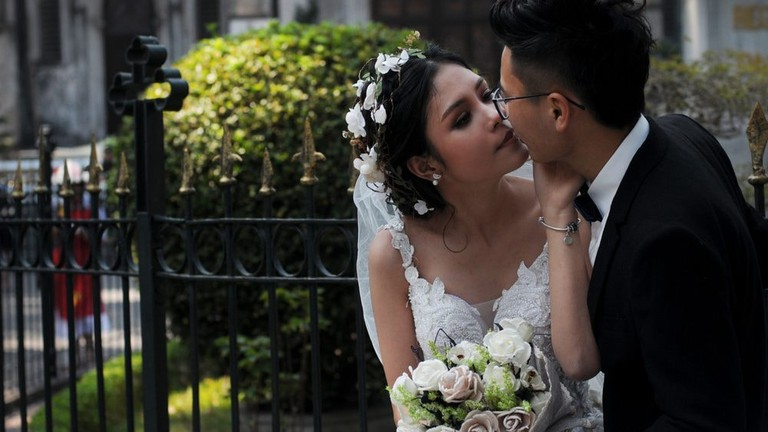 7c456a74efe00 Why Vietnam's Single Mothers Are Staging Fake Weddings