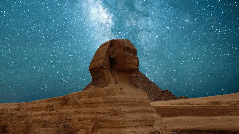 The Best Places to Go Stargazing in Egypt