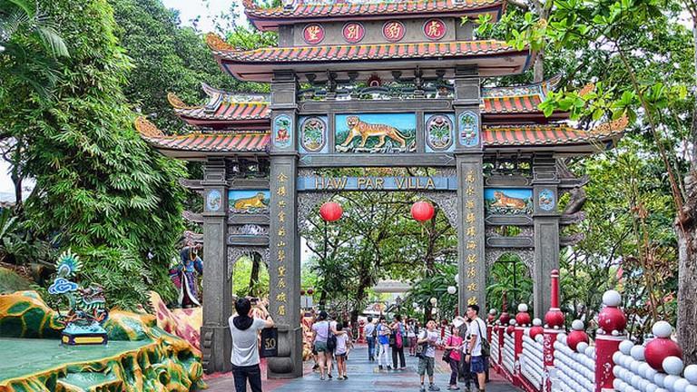 A Guide To Haw Par Villa: Singapore's Nightmare Theme Park