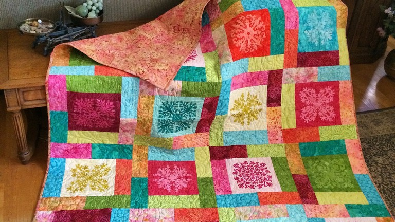 An inside look at the art of hawaiian quilts