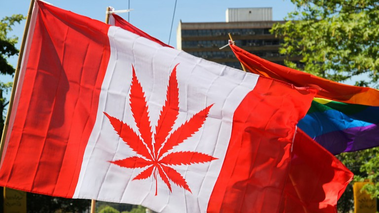 Canada is expected to legalize recreational marijuana in mid-2018