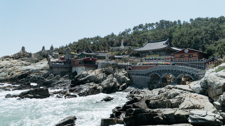 Haedong-Yonggungsa Temple