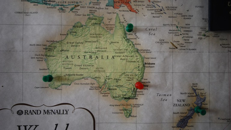 Some People Think Australia Doesn't Exist — Here's Why on