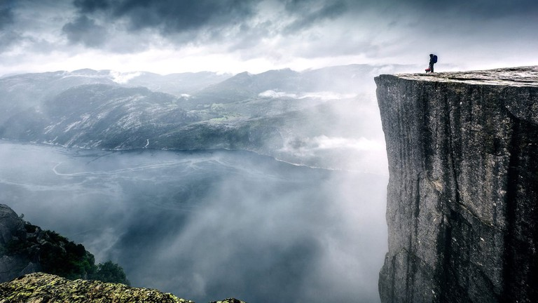 Moving to Norway is both a majestic and daunting task
