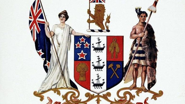 The Meanings Of New Zealand S Coat Of Arms