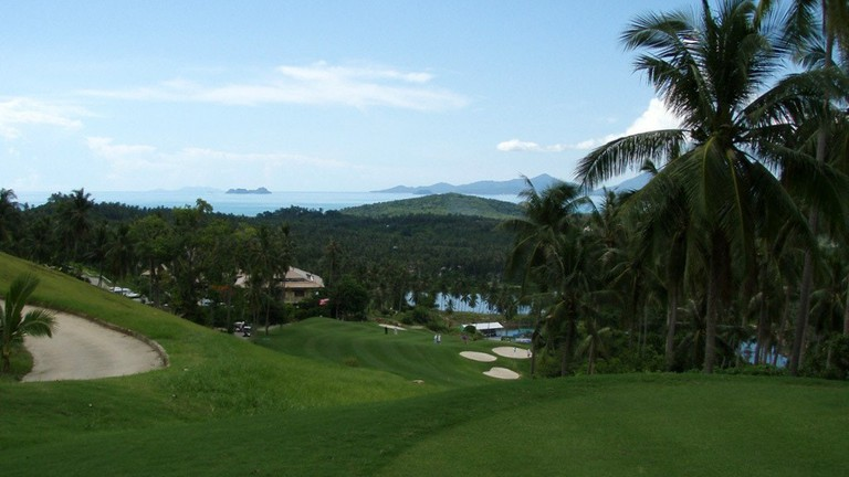The Best Golf Courses in Koh Samui, Thailand