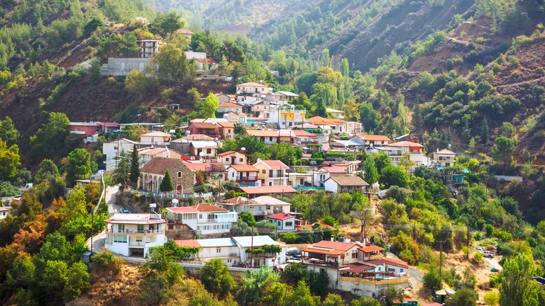 Explore the wine villages of Cyprus