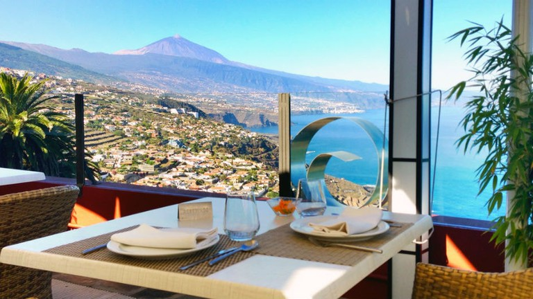 The Most Romantic Restaurants In Tenerife