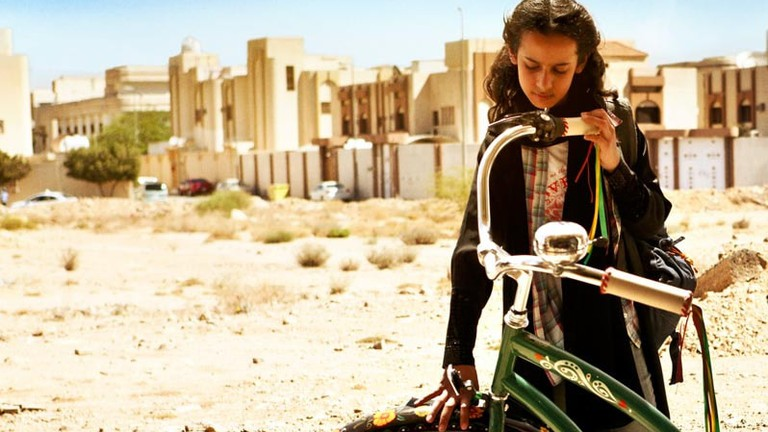 Wadjda is the first feature film to be shot entirely in Saudi Arabia