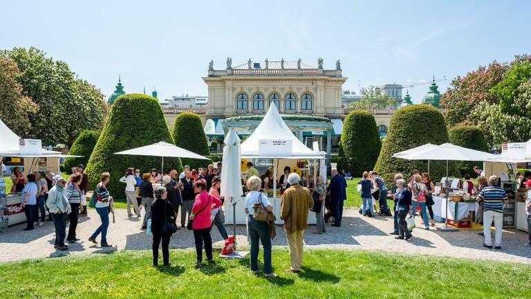 The event in full swing | © GENUSS FEST
