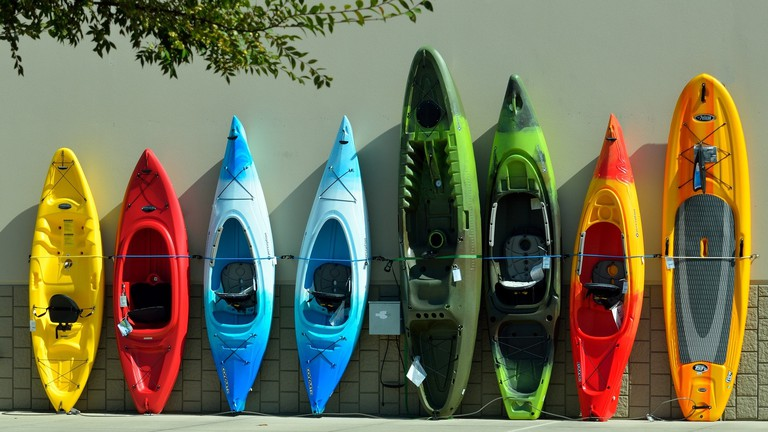 The Best Kayaking Spots in Southern California
