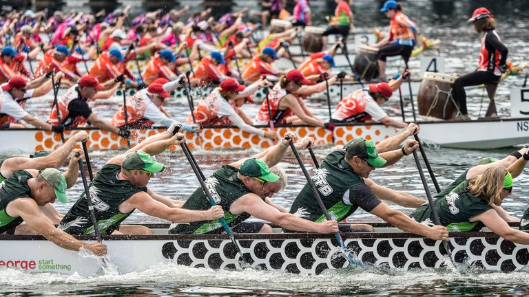 Where to Watch Dragon Boat Races in Macau