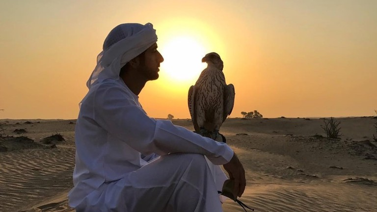 Here's Why Everyone Loves Dubai's Crown Prince Sheikh Hamdan