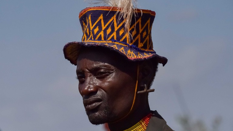 Ethiopia's Bull-Jumping Ritual Turns a Boy Into a Man