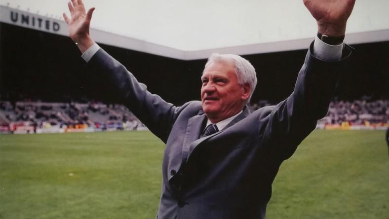 Sir Bobby Robson at Newcastle United