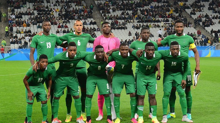 These Are the Best Football Players from Nigeria