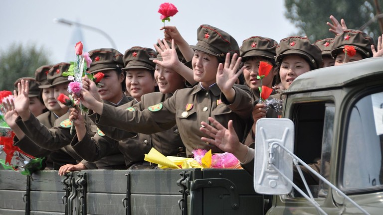 The Evolution Of Beauty In North Korea